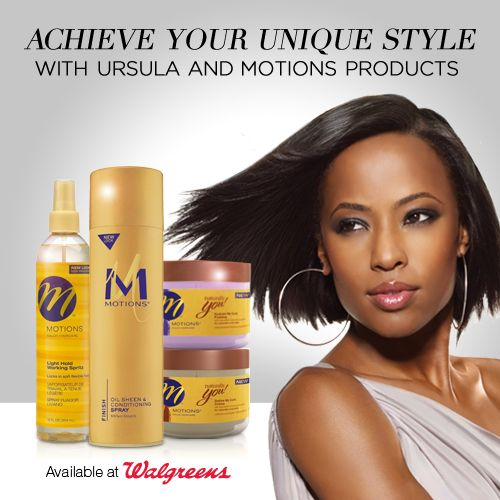 Let Motions Achieve Your Signature Style!
