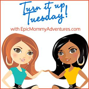 Why Tuesdays Are Turn It Up Bloggers Days!