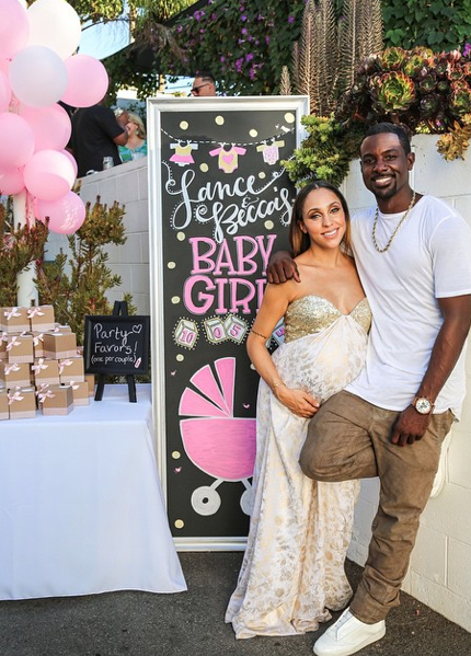 Congratulations Lance Gross & Rebecca Jefferson!