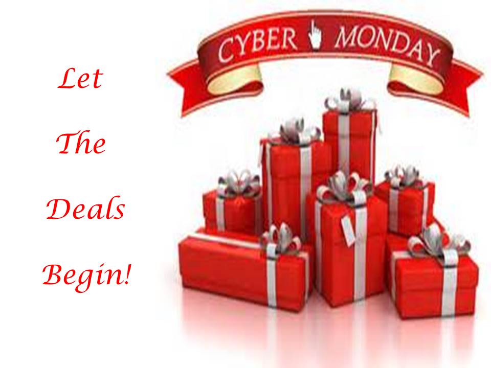 Cyber Monday Deals Galore From Keystrokes By Kimberly!