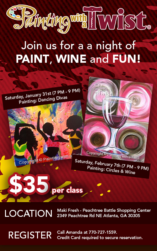 ~ Come Paint With Me ~