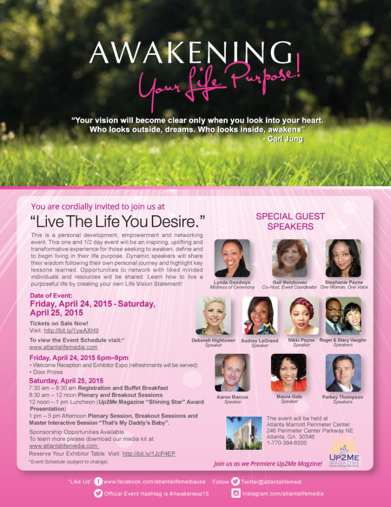 Presenting Awakening Your Life Purpose!