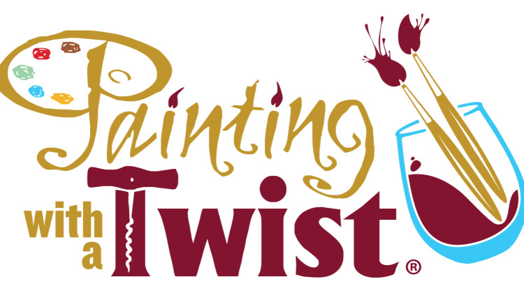 It Is Showtime For Painting With A Twist ~ Buckhead!