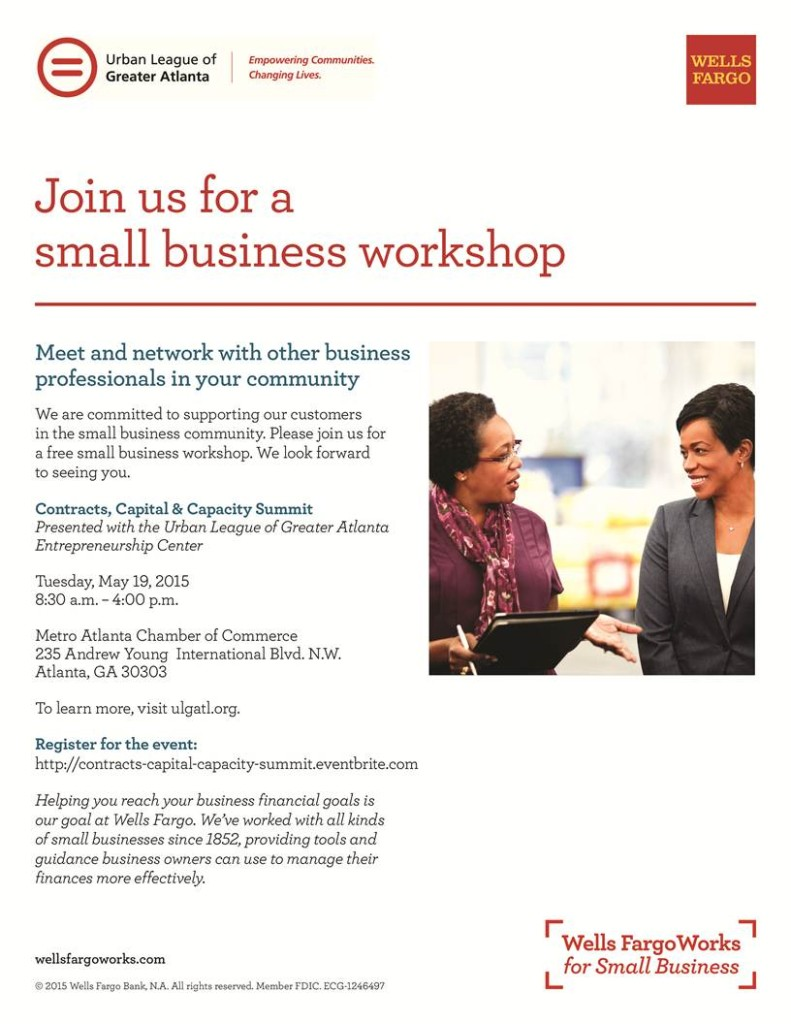 Urban-League-of-Greater-Atlanta-and-Wells-Fargo-Small-Business-Graphic