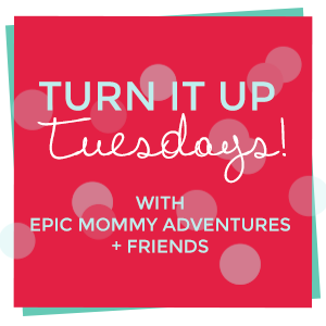 The Turn It Up Tuesday Party Is Here!