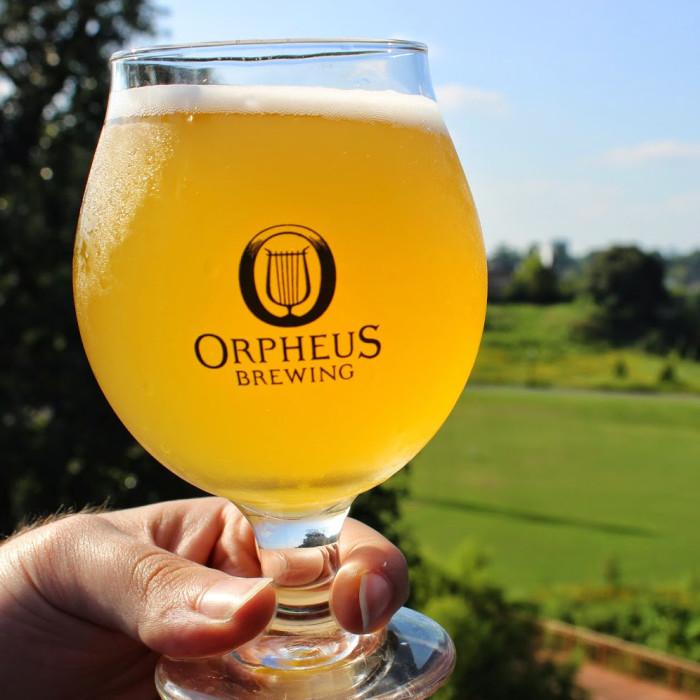 Atlanta's Watershed Is Having An Orpheus Beer Dinner!