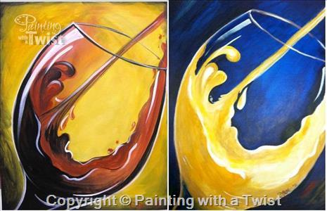 Join Painting With A Twist For A Cause ~ Atlanta's Homeless