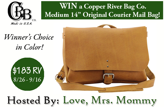 Copper River Bag Giveaway