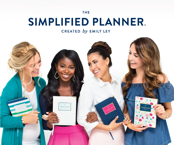 Presenting The Emily Ley Simplified Planner