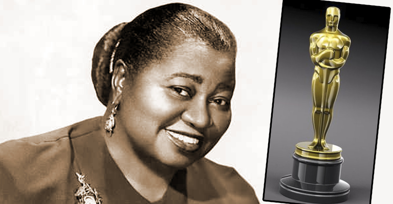 Hattie Mcdaniel - one woman show